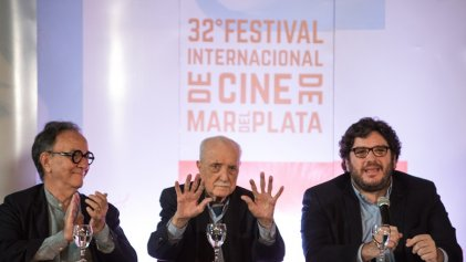 Cuenta regresiva para el Festival Internacional de Cine de Mar del Plata