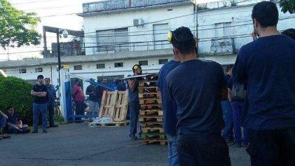 Morón: veinte despidos y amenaza represiva contra los trabajadores en una metalúrgica