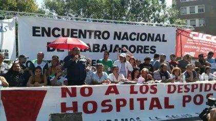 La Agrupación Violeta Negra en ATE en el Encuentro de Trabajadores en Lucha