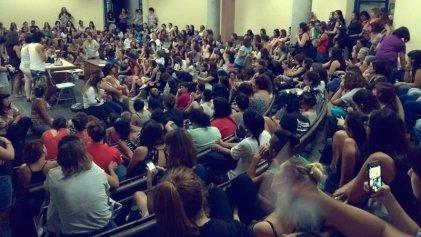Córdoba: realizan una nueva asamblea de cara al Paro Internacional de Mujeres