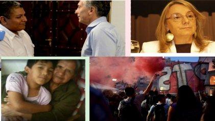 """24M: miles a las calles contra la """"doctrina Chocobar"""" de Macri y de los gobernadores"""