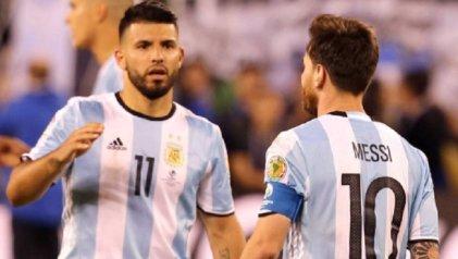 Preocupación en la Selección: operaron a Agüero y estará tres semanas inactivo