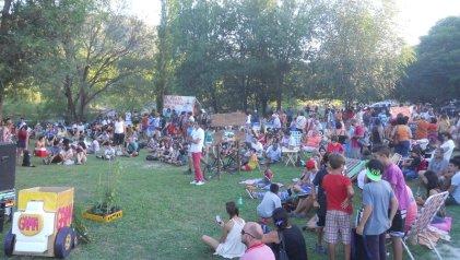 Gran festival en San Antonio contra mega emprendimiento de GAMA S.A.