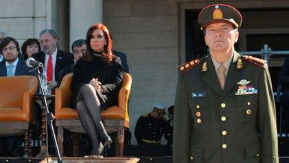 Milani: confirman procesamiento y preventiva para el exjefe del Ejército