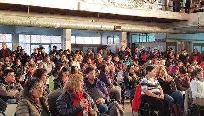 Neuquén: contundente jornada contra la reforma educativa del gobierno
