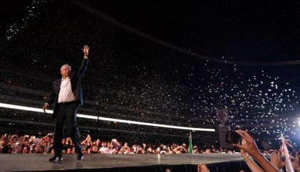 La centroizquierda llega al poder en México con López Obrador