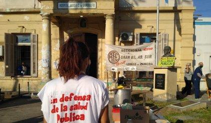 "Hospital Gandulfo: ""Proteger a los trabajadores de salud es proteger a la comunidad"""