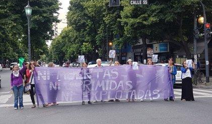 Estatales exigen Justicia por Lucía