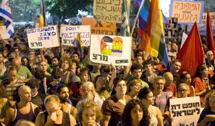 La Marcha LGTB de Jerusalén desafía a la homofobia