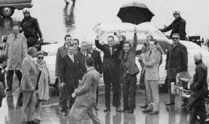 Día del militante: el retorno de Perón