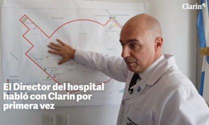 """Hospital Posadas: las pruebas que desmienten al """"malicioso"""" director entrevistado por Clarín"""