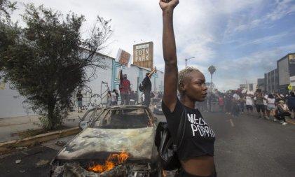 EE. UU.: los levantamientos contra el racismo policial sacuden las bases del Estado