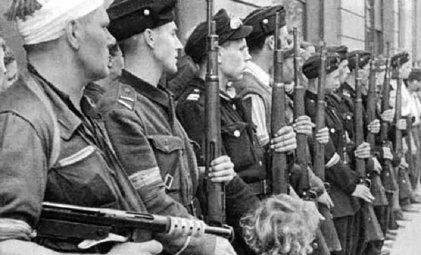 A 73 años del Alzamiento de Varsovia