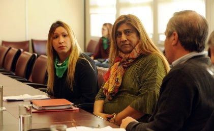 Activistas trans defendieron el proyecto de Cupo Laboral Trans en la Legislatura de Neuquén