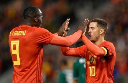 Bélgica eliminó a Brasil en un partidazo