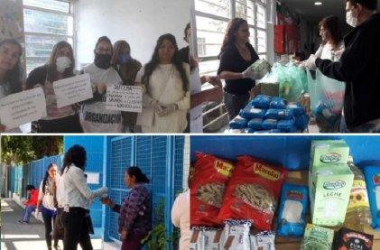 Escuelas de Laferrere se organizan para enfrentar la pandemia: ¿y Suteba Central?