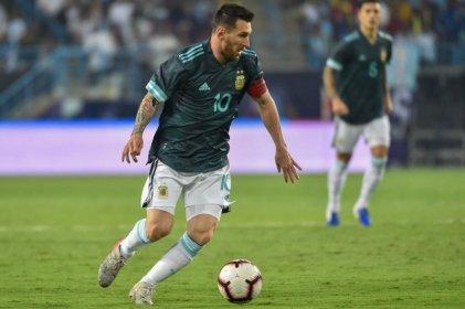Con gol de Messi en su regreso, Argentina le ganó 1 a 0 a Brasil