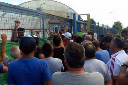 Valentín Alsina: la multinacional COFCO quiere dejar a 195 familias en la calle