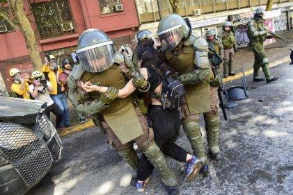 ¿Los niños primero? Gobierno de Piñera viola Derechos Humanos de 43 menores de edad