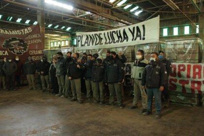 Artistas y trabajadores de la cultura contra el remate de la Cerámica Neuquén