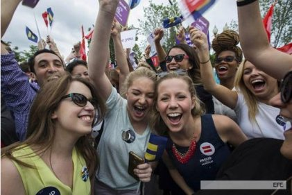 El Tribunal Supremo permite el matrimonio igualitario en todo EE.UU.