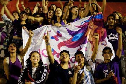 No Vamo A Calmarno, una agrupación estudiantil anticapitalista