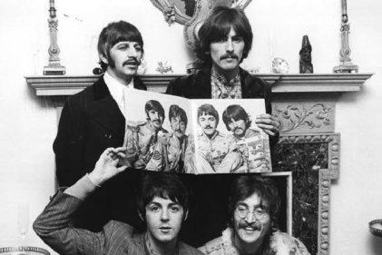 Sgt Pepper: mejorando hasta el pop barroco