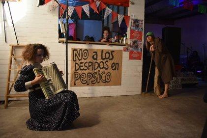 """Ensenada: festival solidario """"Todos somos PepsiCo"""""""