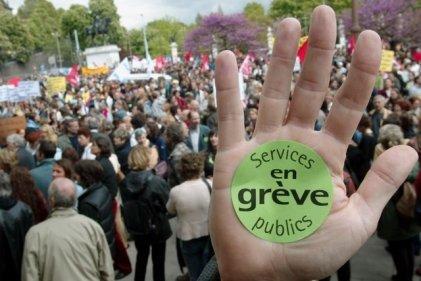 Francia, más de 120 marchas previstas en la nueva huelga