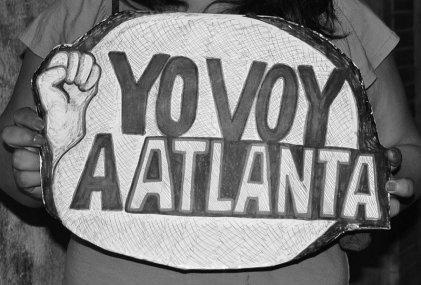 Los estudiantes que se plantan contra el Operativo Aprender van a Atlanta