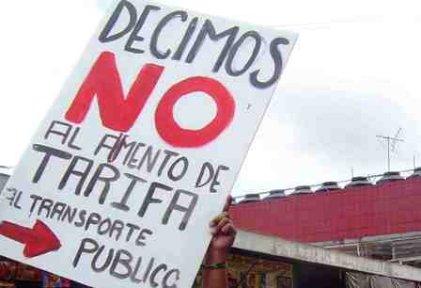 Bahía Blanca: ¿Vamos a dejar que nos vuelvan a aumentar el colectivo?