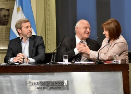 Lifschitz y Bullrich quieren militarizar Rosario