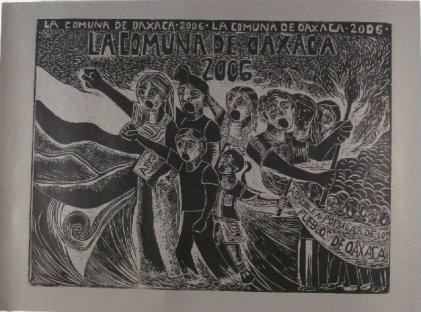 A 13 años de la Comuna de Oaxaca