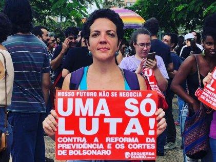 """Brasil: """"unificar la huelga general con el paro educativo contra los ajustes de Bolsonaro"""""""