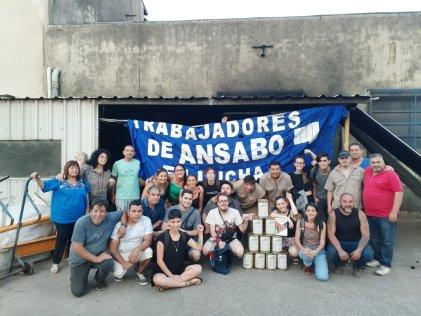 UNQ: Entregan Sopa desarrollada en la Universidad a los trabajadores de Ansabo