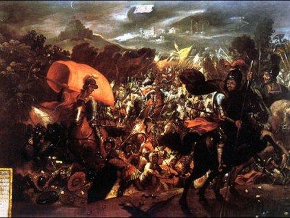 Pobrecitos los conquistadores españoles