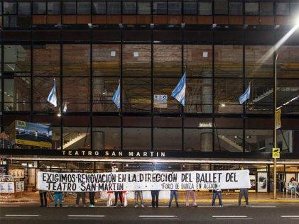 Teatro San Martín: arte contra el vaciamiento y la precarización
