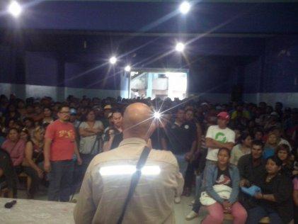 """Jujuy: el """"Perro"""" Santillán hizo votar la expulsión de Alejandro Vilca del SEOM"""