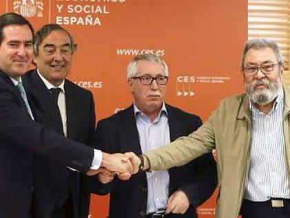 """El otro pacto: patronal y burocracia sindical juntos en defensa de """"la estabilidad"""""""