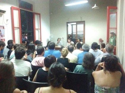 La Plata: Plenario de estatales para organizar la resistencia