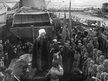 Kronstadt, el mito y la tragedia