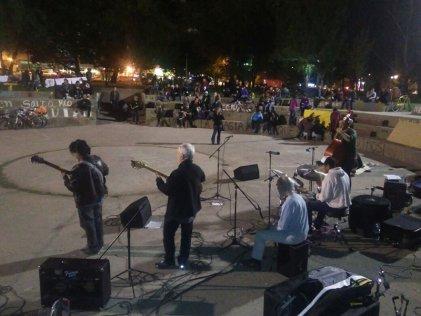 Carlos Fuentealba: festival a diez años de impunidad