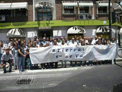 La Plata: desmantelamiento de Subsecretaría Social de Tierras, Urbanismo y Vivienda