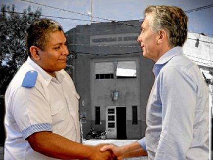 Doctrina Chocobar: lo proponen como nuevo jefe policial en Berisso y lanzó amenazas en Facebook