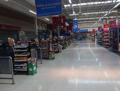 #SupermercadosVacios: exitoso llamado a no comprar en supermercados