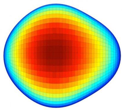La forma del átomo y el viaje en el tiempo