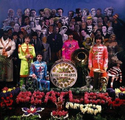 Sgt Pepper: El Sr. Cometa, de la India al Vodevil