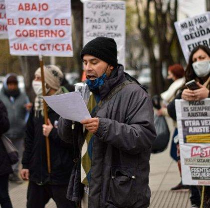 Organicemos la fuerza de la juventud y los trabajadores de la provincia de Buenos Aires