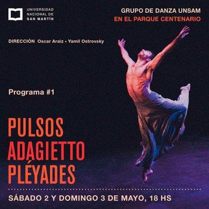 Danza en el Parque Centenario