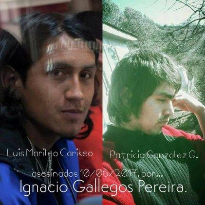 Repudiamos el cobarde asesinato de dos jóvenes mapuche a manos de ex carabinero en retiro